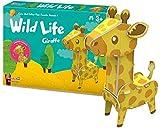 kids Wildes Leben Puzzle Giraffe, ab 3 Jahren, Kinder.