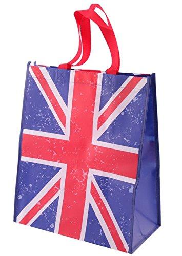 Einkaufstasche Union Jack aus stabilem Polypropylen