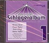 Das große Schlageralbum 1 (16 Deutsche Hits) (Bernd Clüver, Dunja Rajter, Peter Orloff a.m.m.)