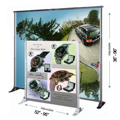 dsm-8-telescopic-banner-stand-step-and-repeat-adjustable-backdrop-wall-exhibitor-expanding-display-p