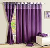 Blackout Polyester Door Curtain With Eye...