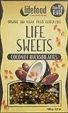 lifefood  Life Sweets Kokosknusper, 2er Pack (2 x 100 g)