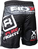 RDX MMA Short Boxe UFC Fightshort D'entraînement Combat Sport Gym Arts Martiaux Muay Thai