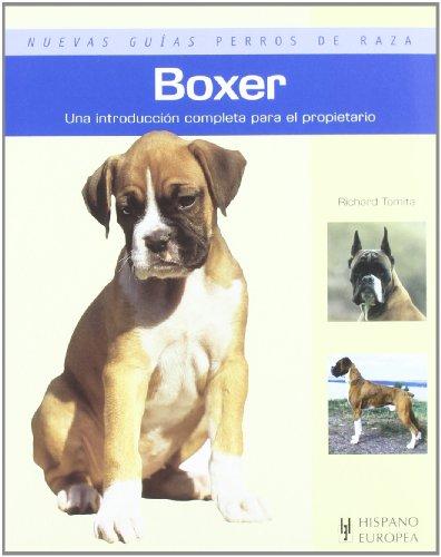 Boxer (Nuevas guías perros de raza) por Richard Tomita