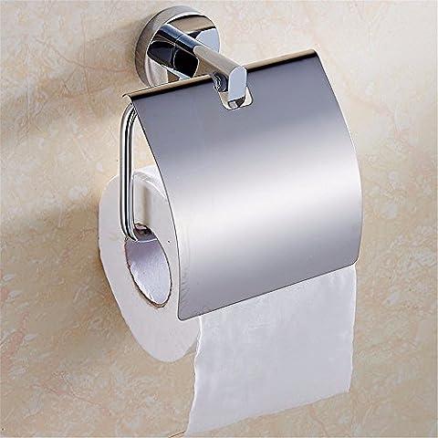 Bad Verchromte Kupfer Bad Handtuchhalter Rollen Papier Inhaber Toilettenpapierhalter