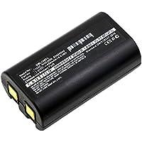 subtel® Batterie premium pour 3M PL200 / Dymo LabelManager 260 260P, LabelManager 280, LabelManager PnP / Rhino 5200 (650mAh) 14430,1758458,S0895880,S0915380,W003688 Batterie de rechange, Accu remplacement