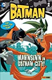 Batman TV-Comic: Bd. 2: Wahnsinn in Gotham City (Einsteiger-Comic)