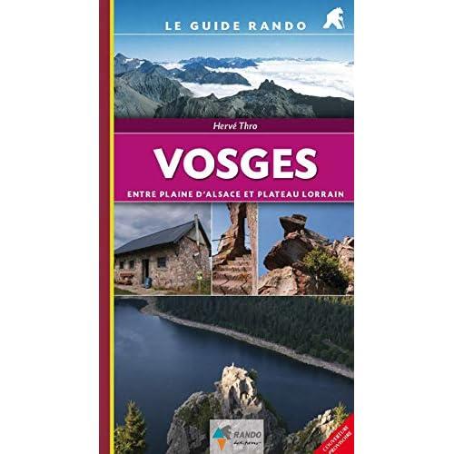 Guide rando Vosges