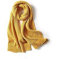 CXIGUA Schals Von Frauen Winter Mode Einfachen Und Reinen Warmen Liebhaber Gesäumten Kragen.