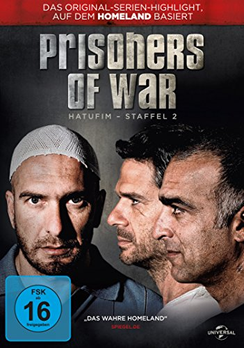 Bild von Prisoners of War - Hatufim - Staffel 2 [3 DVDs]