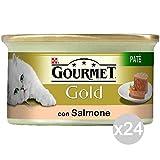 Purina Set 24 Gourmet Gold Pate