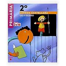 Lengua castellana. Leo y escribo. 2 Primària. Projecte 3.16 - 9788466115162