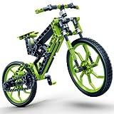 Generic 165pcs Mountain Bike Model Educational Building Blocks Assembled Toy 6959