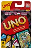 Mattel T8233 - UNO Monster High, Kartenspiel