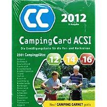 ACSI Camping Card 2012: Ermäßigungskarte für die Vor- und Nachsaison