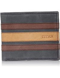 Titan Black Men's Wallet (TW185L)