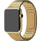 Diamond Cover 515522 High Class Apple Watch 42mm Gliederarmband 24k gold preiswert