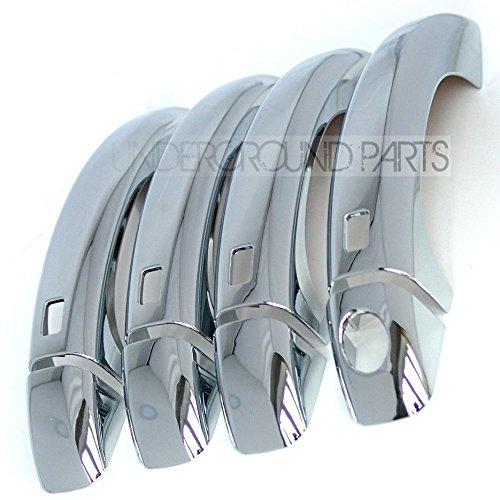 UNDERGROUND PARTS - Maniglie cromate per porta Audi A3 A4 A5