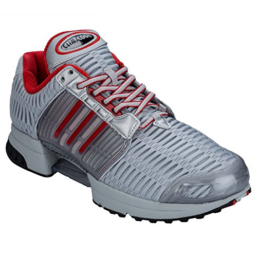 official photos 69e63 2d933 Adidas Climacool 1 Laufschuhe silver metallic-red-core black - 45 13