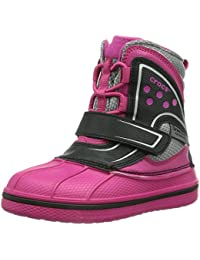 CrocsAllcast Waterproof Boot Gs - Botas Infantil