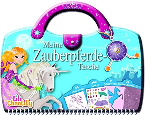 Kreativspaß: Meine Zauberpferde-Tasche