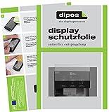 LG GSL 361 ICEZ Schutzfolie - 2x dipos Displayschutzfolie Folie matt