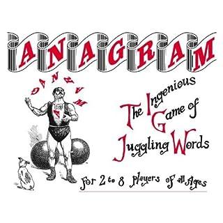 Lagoon Games - Anagram