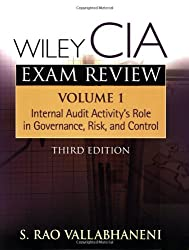 Wiley CIA Exam Review: Volumes 1-4 Set