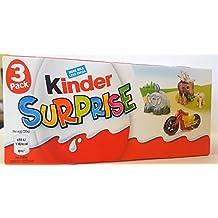 Kinder Sorpresa - 3 unidades