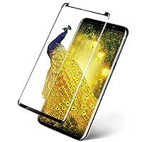 Yunbaoit Samsung Galaxy S9 Screen Protector, 9H HD tempered glass screen protector,anti-endurance,anti-oil,for samsung galaxy S9[Case Friendly]