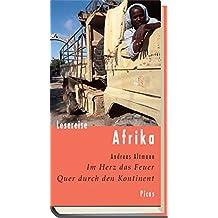 Lesereise Afrika (Picus Lesereisen)