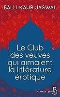 Le  club des veuves qui aimaient la littérature érotique © Amazon