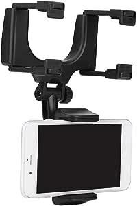 Autotelefonhalter Universal Auto Rückspiegel Spiegelhalter Telefonhalter Ständer Für Iphone Samsung Htc Gps Smartphone Auto