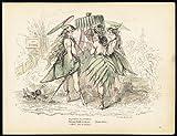 ThePrintsCollector Motif Antique-Décoration-Farthingale-Fashion-Déguisement-Gillot-Alfred Grevin - 1865