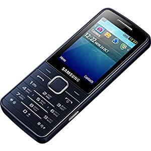 Samsung Utopia S5611 SIM-Free Mobile Phone - Black