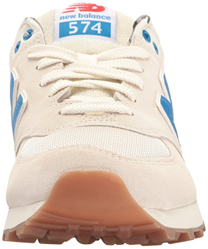New Balance WL 574 B RSA Sea Salt Red Sea Salt/Electric Blue