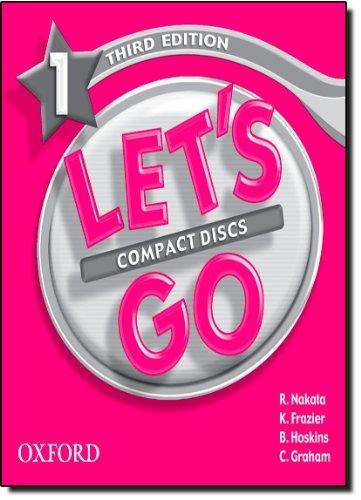 Let's Go: 1: Audio CDs (2): Level 1