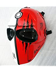 Poke Army of Two Airsoft máscara protectora Gear Sport Party Fancy exterior Ghost Máscaras Bb Gun