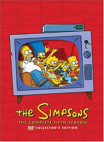 Click for larger image of Simpsons: Season 5 [DVD] [1990] [Region 1] [US Import] [NTSC]