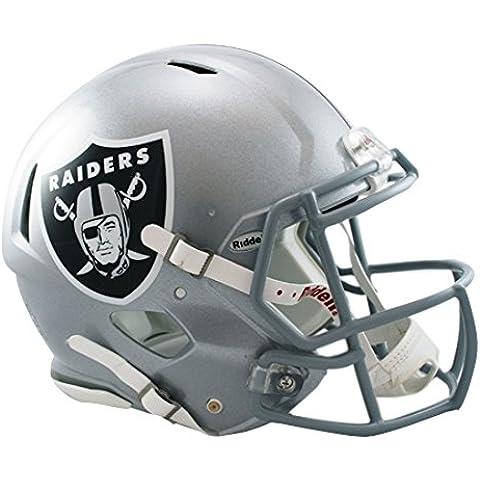Riddell Revolution Original Casco–NFL Oakland Raiders