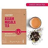 Chai Point Assam Masala Tea 200g (80 Cups)   Natural Spices (Cinnamon, Clove, cardamon, Ginger, Black Pepper), Single Origin Tea
