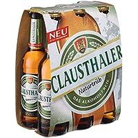 Clausthaler Naturtrüb Alkoholfrei MEHRWEG (6 x 0.33 l)