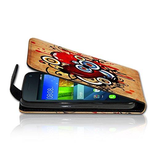 Vertical Alternate Cases Étui Coque de Protection Case Motif carte Étui support pour Apple iPhone 6Plus/6S Plus–Variante Ver31 Design 8