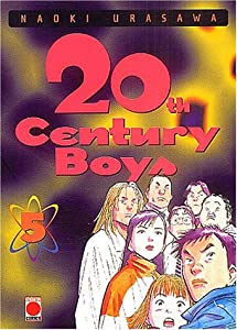 20th Century Boys Edition simple Tome 5