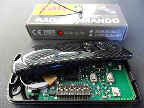 Dieffematic Funkfernbedienung Tau Slim Dip Switch Original 433,92 MHz