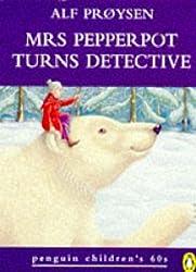 Mrs Pepperpot Turns Detective (Penguin Children's 60s)