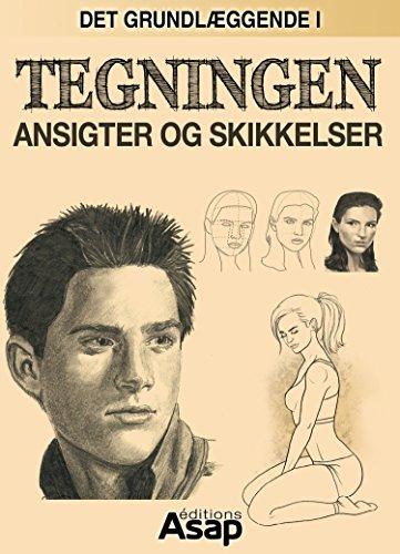 Det grundlæggende i tegningen : ansigter og skikkelser (Danish Edition) por Lenivitz production