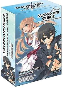 Sword Art Online : Aincrad Coffret intégrale Tomes 1 et 2