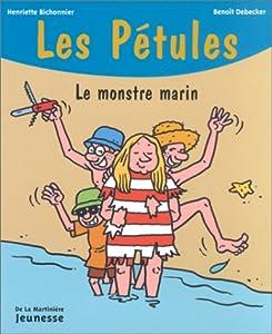 """Afficher """"Les petules Petules-le monstre marin (Les)"""""""