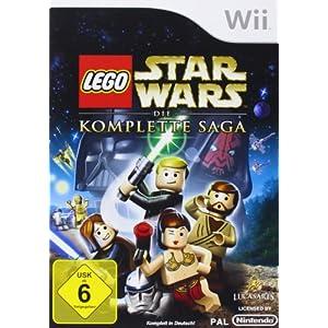 Lego Star Wars – Die komplette Saga [Software Pyramide] – [Nintendo Wii]